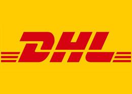 Znalezione obrazy dla zapytania dhl logo